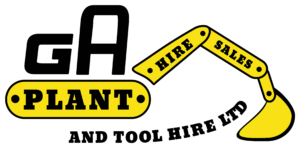 GA Plant Hire Logo