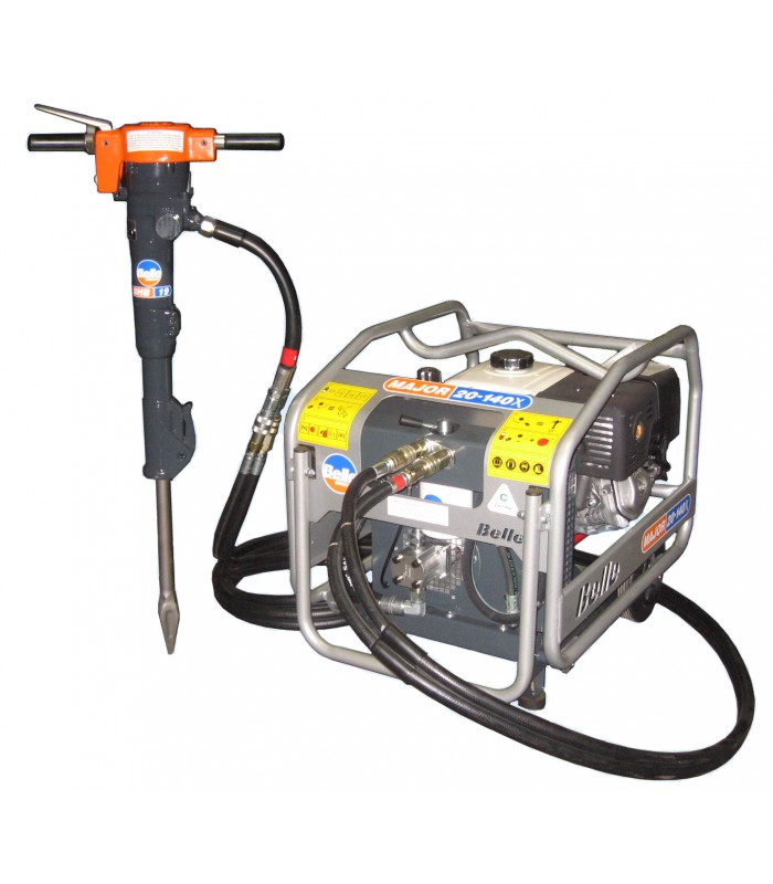 Hydraulic Power Pack & Breaker