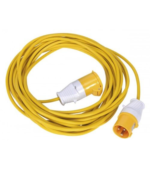 110v 16amp 14m Extension Lead