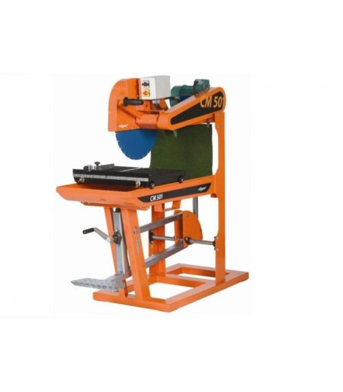 Electric Masonry Saw Bench