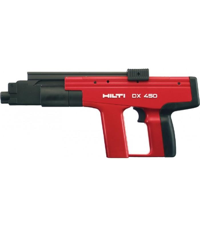 Cartridge gun nailer