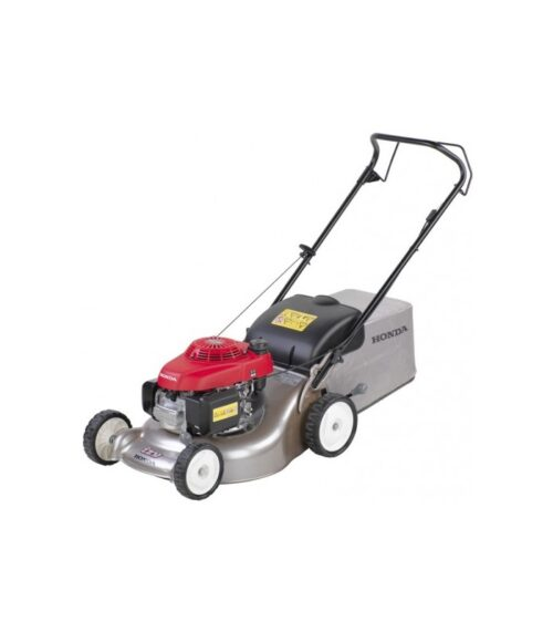 "18"" Petrol push along mower"