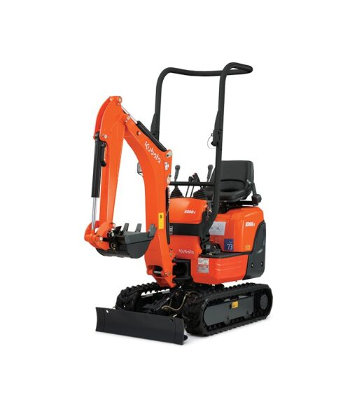 3/4 Tonne Micro Digger Hire