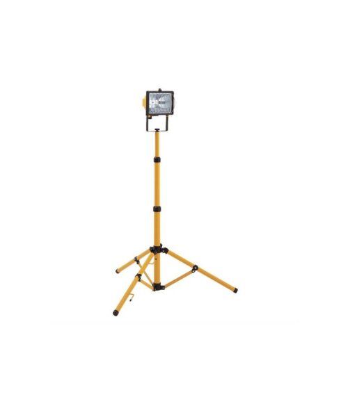 Single Head Halogen Light on Tripod