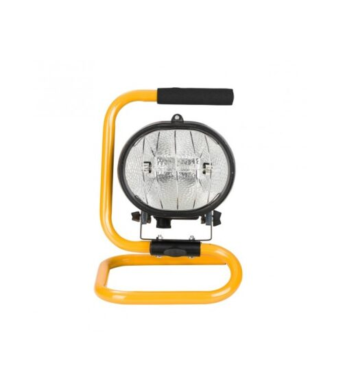 Single Head Halogen Floor Light