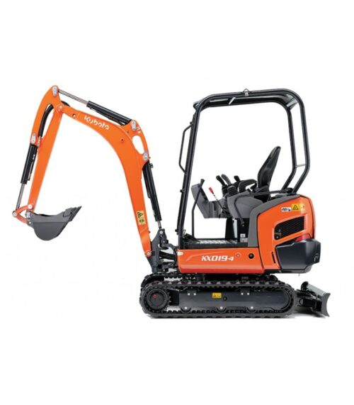 2t Mini Digger Hire Swindon