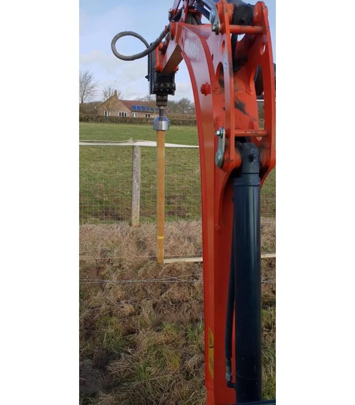 Hydraulic Post Basher
