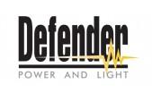 Defender Power and light logo